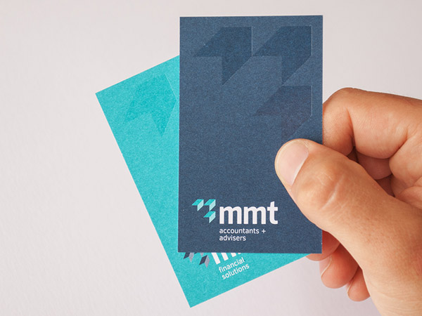 Accountant Business Card 03
