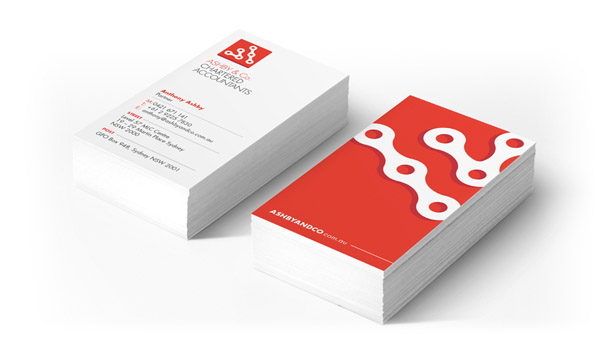 Accountant Business Card 19