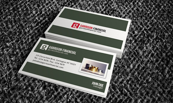 Accountant Business Card 20