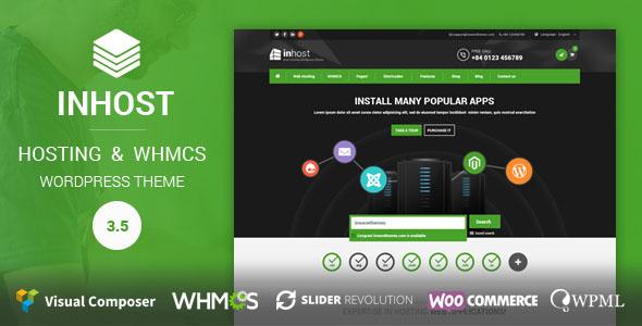 Hosting WordPress Theme WHMCS 02