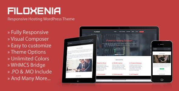Hosting WordPress Theme WHMCS 07