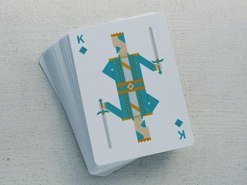 Playing Card Design 05