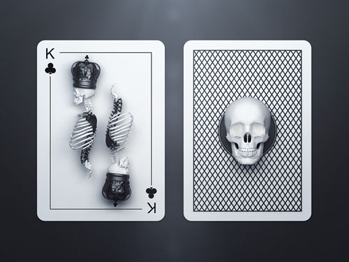 Playing Card Design 06