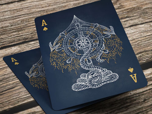 Playing Card Design 07