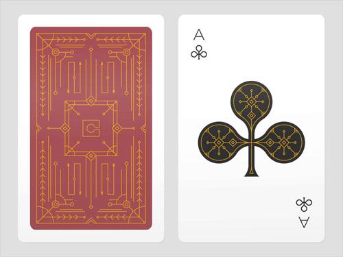Playing Card Design 10