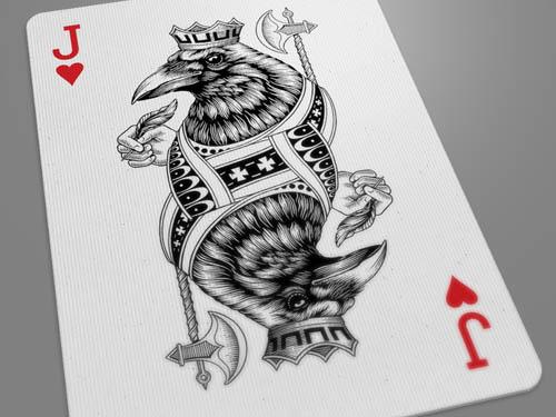 Playing Card Design 14