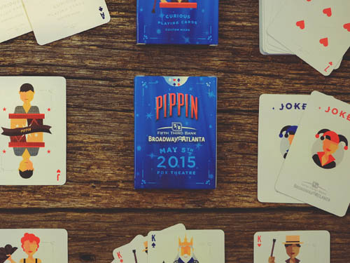 Playing Card Design 16