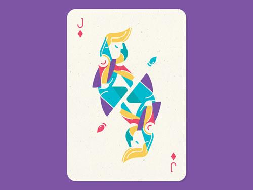 Playing Card Design 23