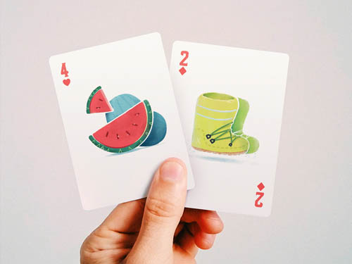Playing Card Design 27