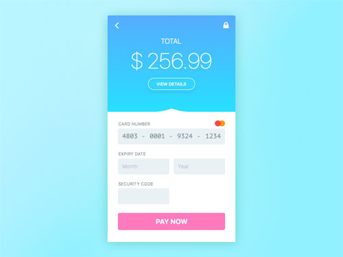Free-Payment-Form-Template-13