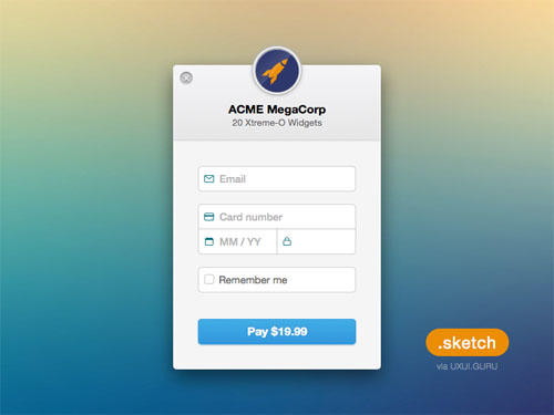 Free-Payment-Form-Template-14