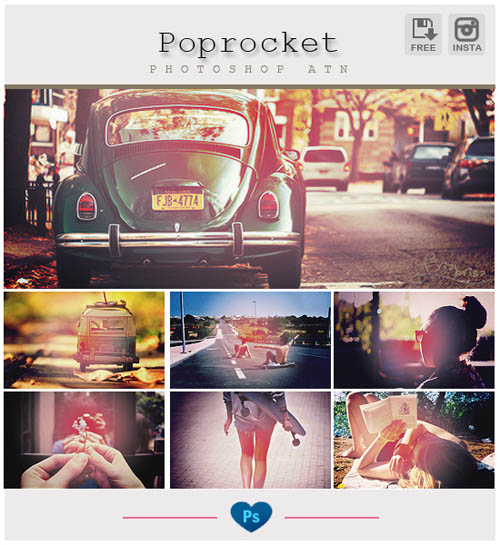 Instagram Effects Photoshop Action 13