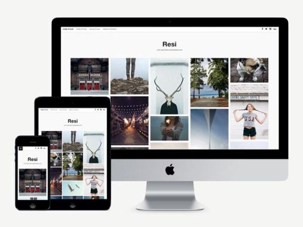 60+ Best Free WordPress Photography Themes 2017