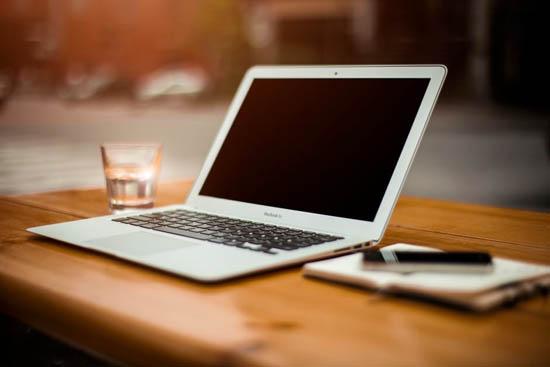 free laptop stock photos