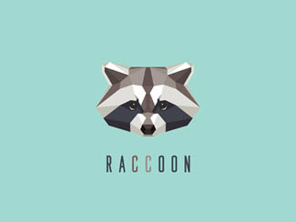 Raccoon Logo