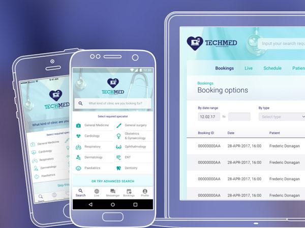 medicine app ui design