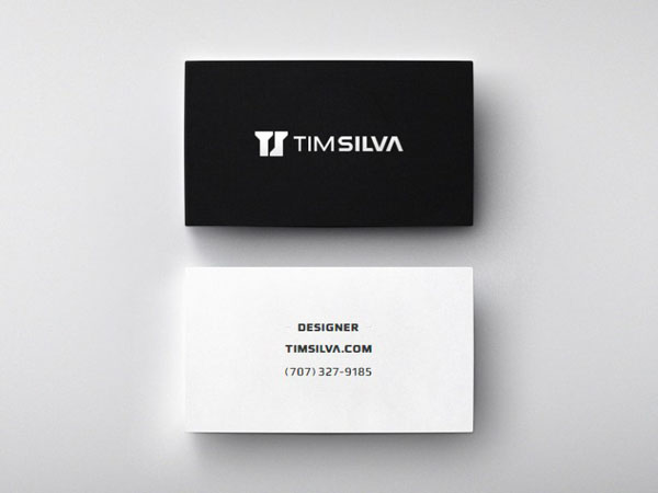 15 free minimalist business card templates for designer smashfreakz. Black Bedroom Furniture Sets. Home Design Ideas