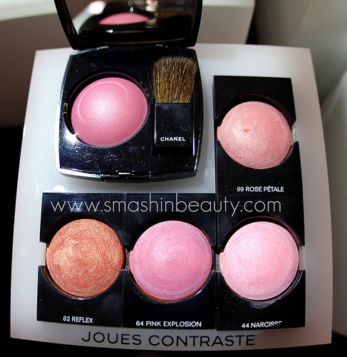 Chanel Joues Contraste Blushes