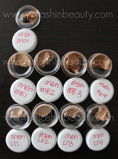 Mehron Celebre Professional HD Foundation Palette Review