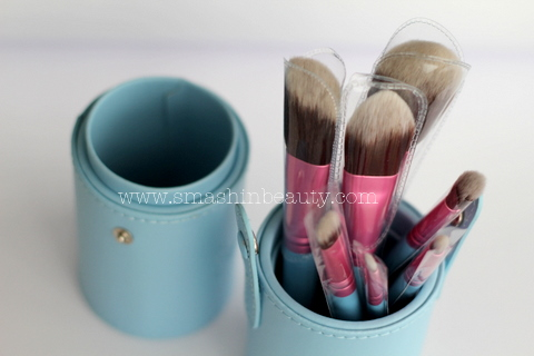 Sigma Brushes Mrs. Bunny Vegan Makeup Brushes