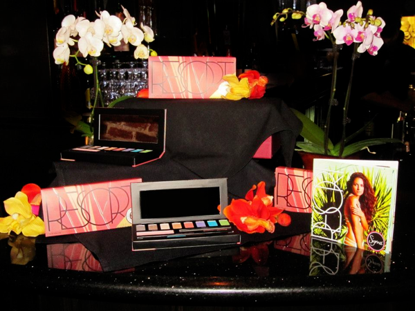 Sigma Beauty Resort Makeup Collection 2013 Coupon Code Swatches Review