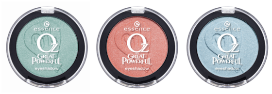 "Essence ""OZ the great and powerful"" make-up kolekcija proljeće 2013 sjenila smashinbeauty"