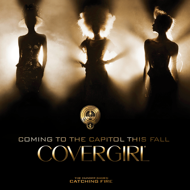 Covergirl Capitol Collection Glosstinis For Catching: CoverGirl Capitol Covergirl District Makeup The Hunger