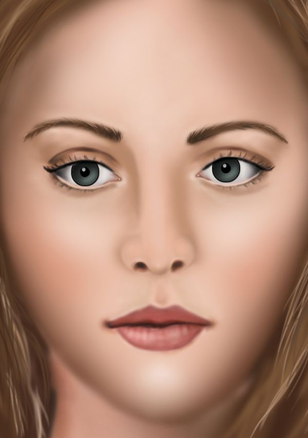 Face from Scratch 35 Fresh and Useful Photoshop Tutorials