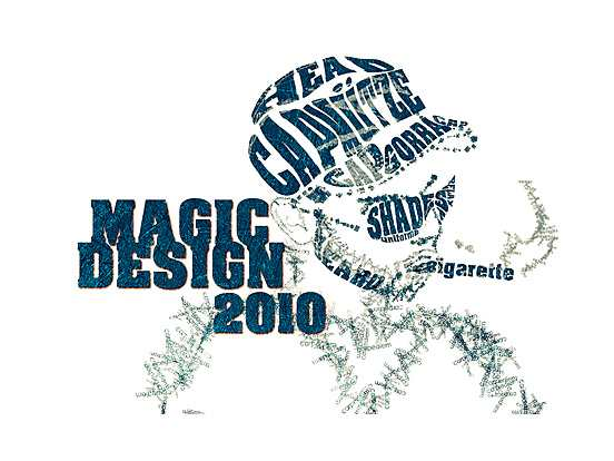 Magic Design 2010 l Fantastic Examples of Typography