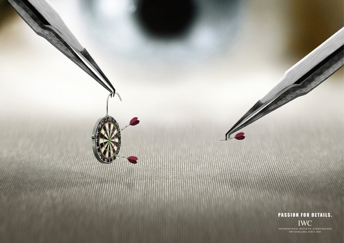 Passion for Details 25 Extremely Creative Advertisements That  Makes You Look Twice