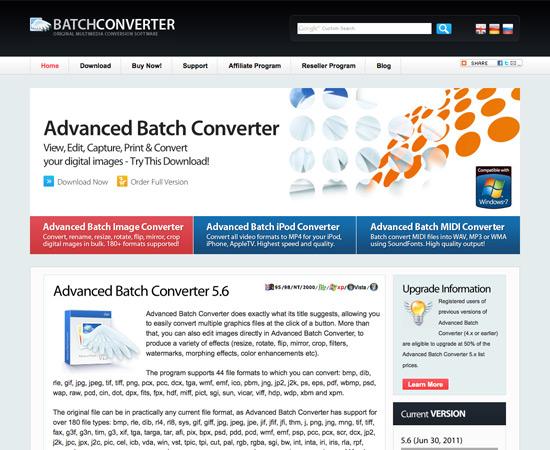 Advanced Batch Converter 5.6