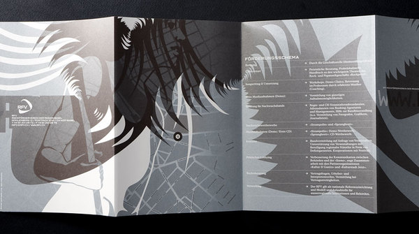 Black Brochure