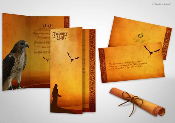 Falconry Brochure