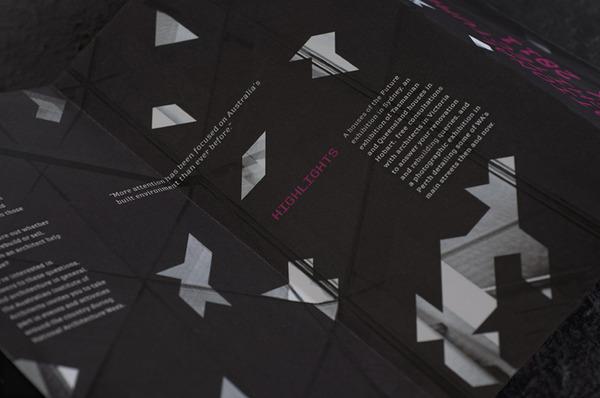 Creative Black Brochure
