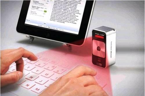 6. Celluon Magic Cube Virtual Keyboard