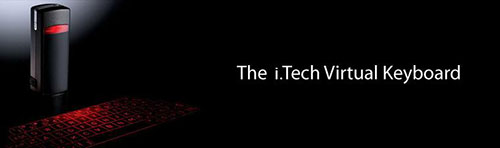 8. The i.Tech Virtual Keyboard