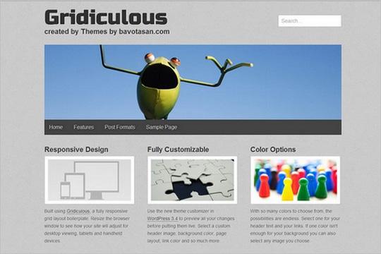 Gridiculous