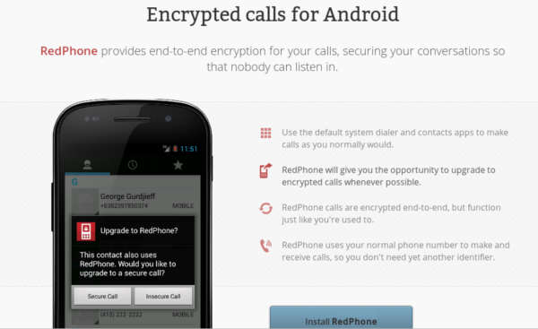 redphone-securep-phonecalls