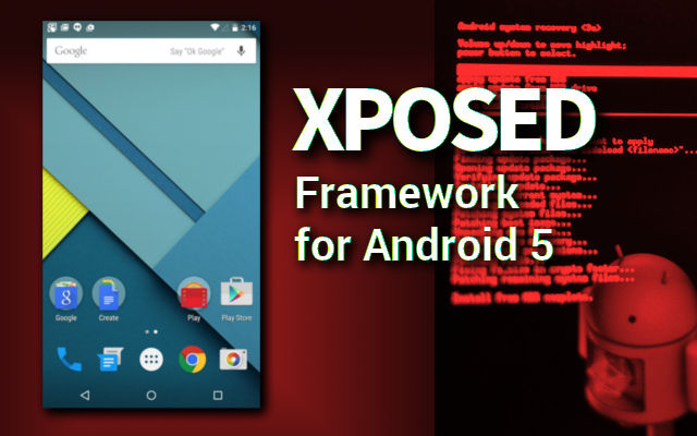 xposed-framework-android-5