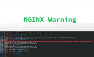 Nginx Warning solved