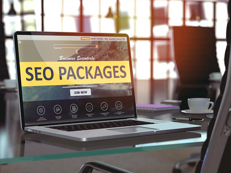 SMASH Marketing - SEO Packages
