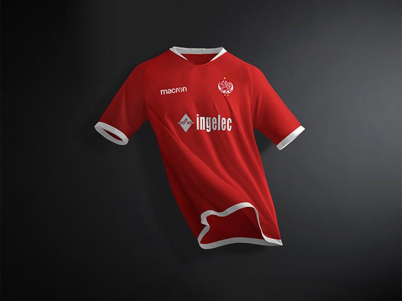 Download Nike 2019 Jersey PSD Mockup - Free Download
