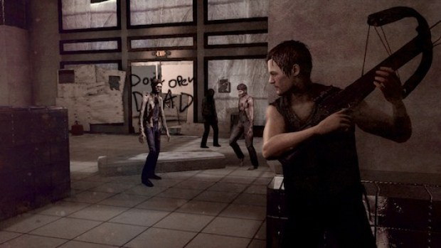The Walking Dead: SI banner