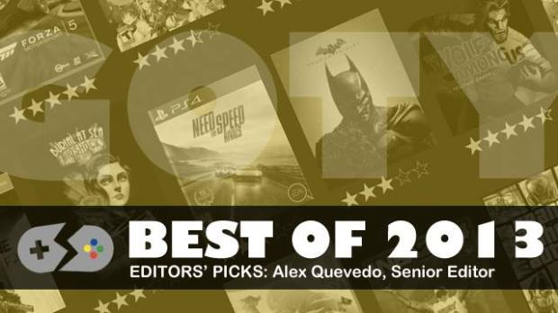 Alex Quevedo  - Best of 2013