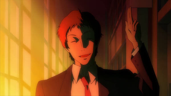 Adachi is happy to see you.