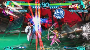 Transitioning to a fighting game means Yukari doesn't have to deal with those damnable accuracy ratings anymore.