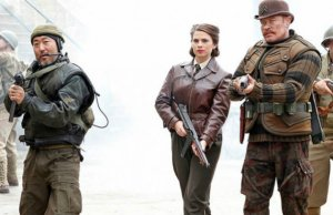 Agent Carter and the Howling Commandos