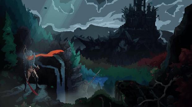 Death's Gambit Art