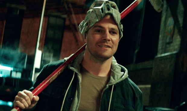 The movie has some hope with this guy as Casey Jones. Here's to hoping he doesn't fail this city.