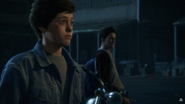 Nathan Drake, the orphan, is back for more backstory.